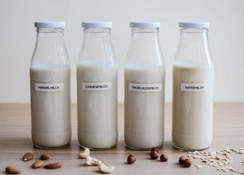 Pflanzenmilch-selber-machen