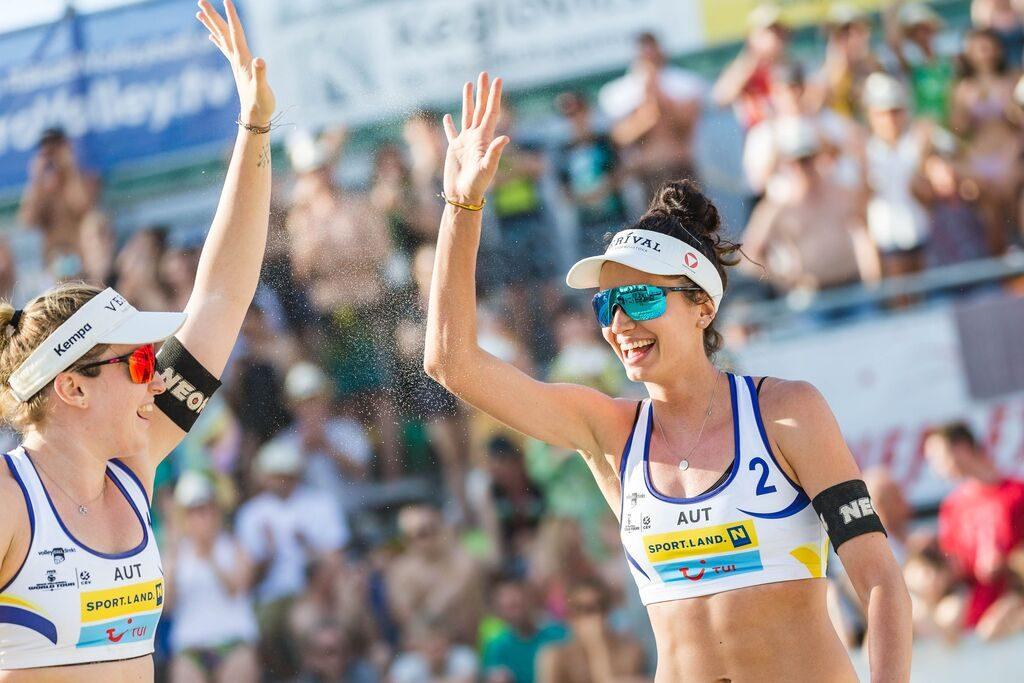 beachvolleyball-team