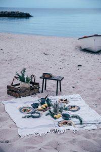 Una colazione al cucchiaio perfetta per chi ha bisogno di idee per un picnic!