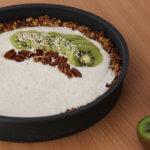 Granola Tarte mit Mandeln
