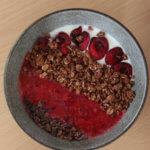 Granola Joghurt Bowl Rezept