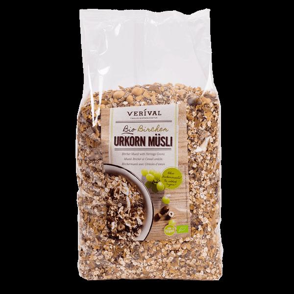 IT-40153 Muesli Bircher ai Cereali antichi 1500g