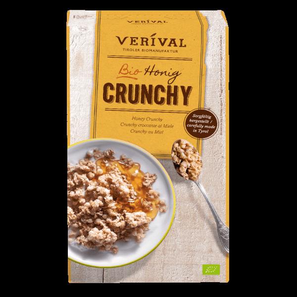 Verival Crunchy Croccante al Miele 375g