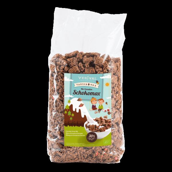 Verival Misto di Cereali al Ciccolato 1400g