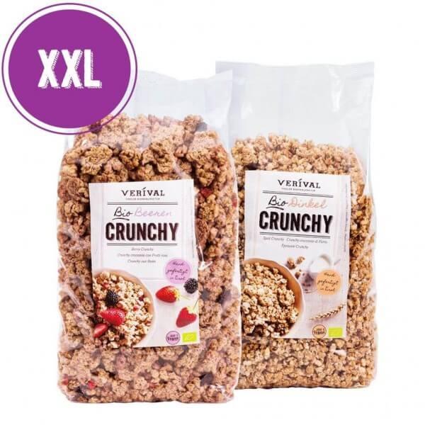 Crunchy 2er Vorteilspack