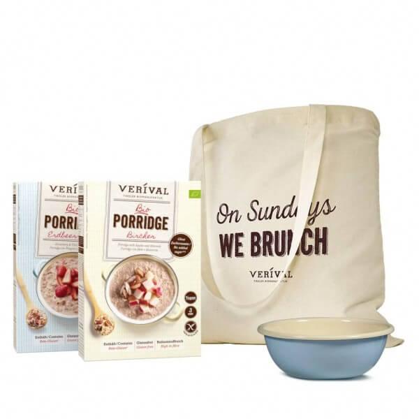 """Set Porridge """"Per i tuttofare"""""""