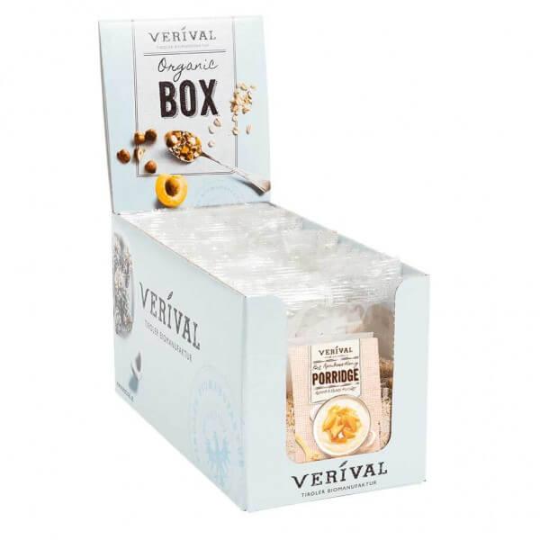 Verival Cereal-Box Marille-Honig Porridge 12x 55g