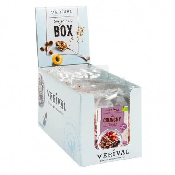 Cereal-Box Beeren Crunchy 8x 55g