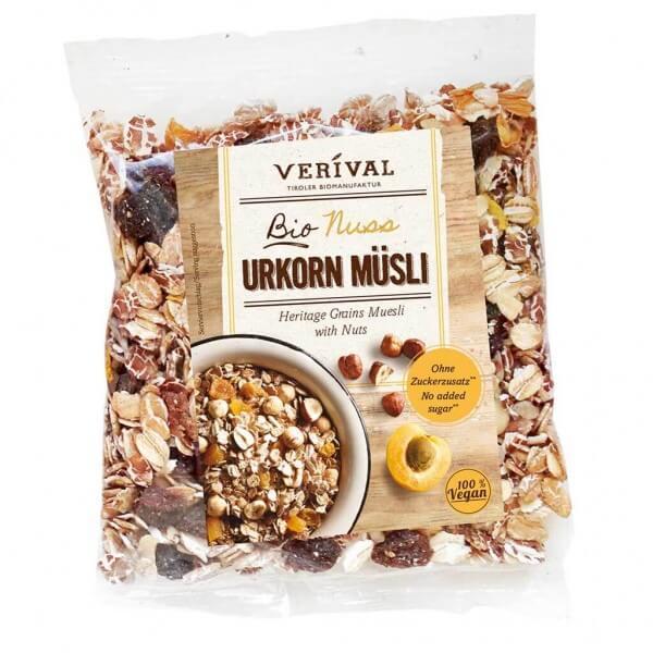 Muesli ai Cereali antichi con Noci 60g