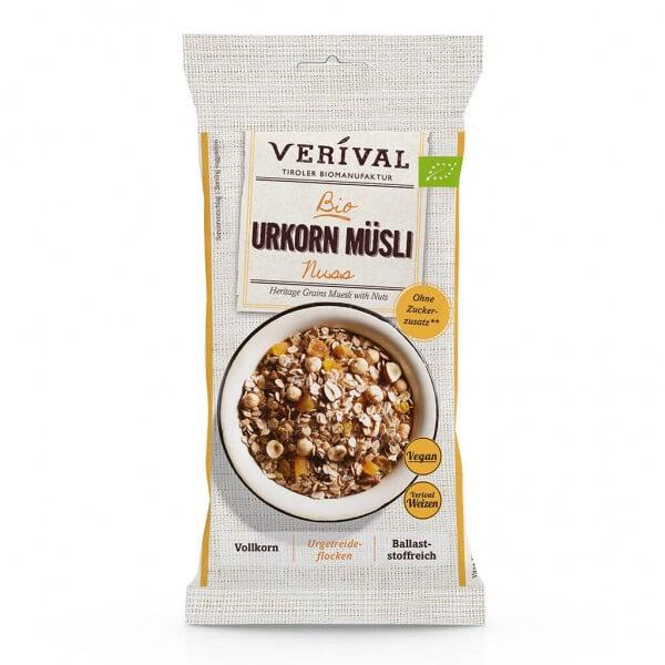 Verival Muesli ai Cereali antichi con Noci 60g