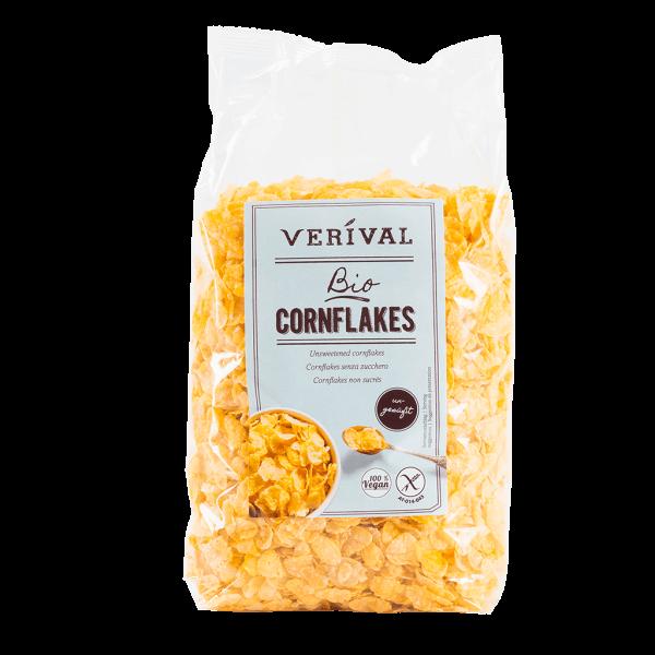 Cornflakes senza zucchero 500g