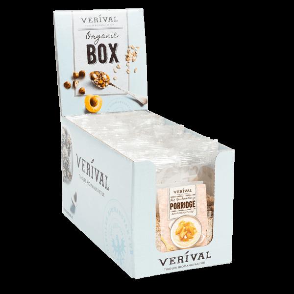 Cereal-Box Porridge con Albicocche e Miele 12x 80g