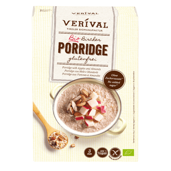 Verival Bircher Porridge