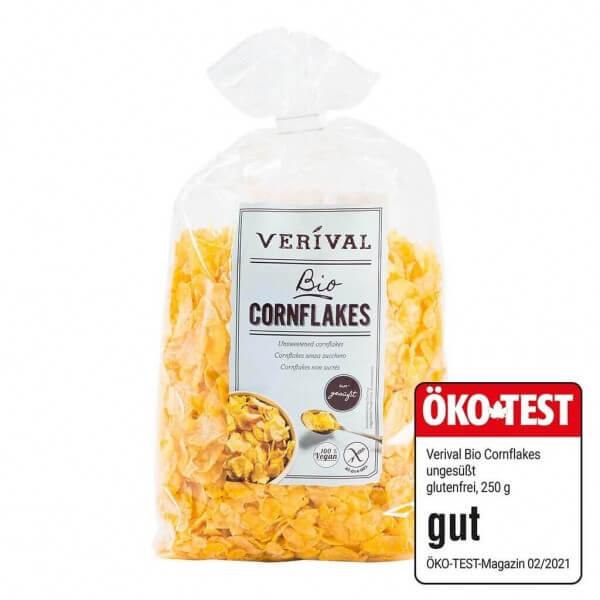 Cornflakes senza zucchero 250g