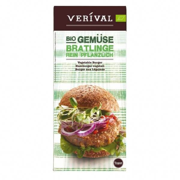Hamburger vegetali