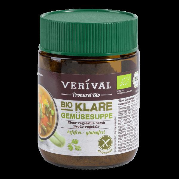 Verival Klare Gemüsesuppe