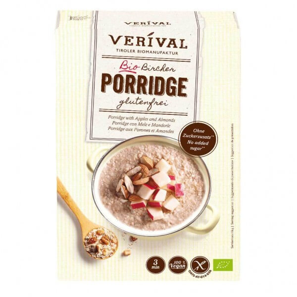 Verival Bircher Porridge