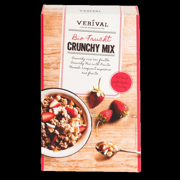 Crunchy croccante Mix con Frutta