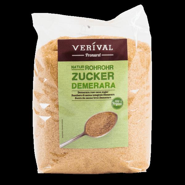 Zucchero di Canna integrale Demerara 1000g