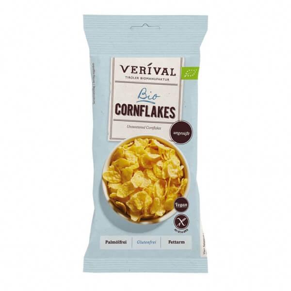 Cornflakes senza zucchero 25g