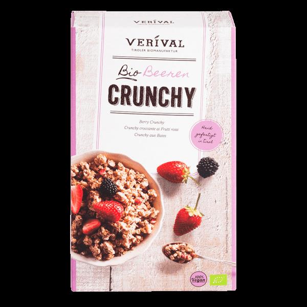 Crunchy croccante con Frutti rossi
