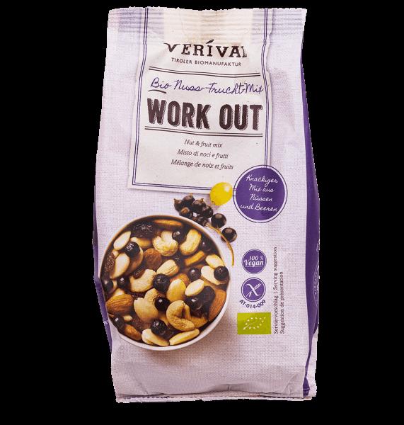 Verival Work Out Nuss-Fruchtmix
