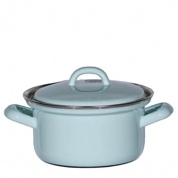 Porridge-Topf mit Deckel