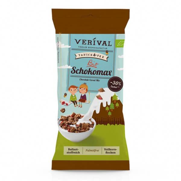 Verival Misto di Cereali al Cioccolato 45g